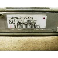 37820-P72-A05 98-01 acura integra gsr m/t manual transmission 5 speed ecu obd2 b